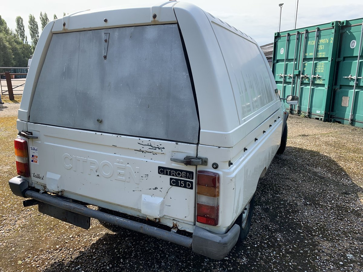 1990 Citroen c15 pick up For Sale (picture 6 of 6)