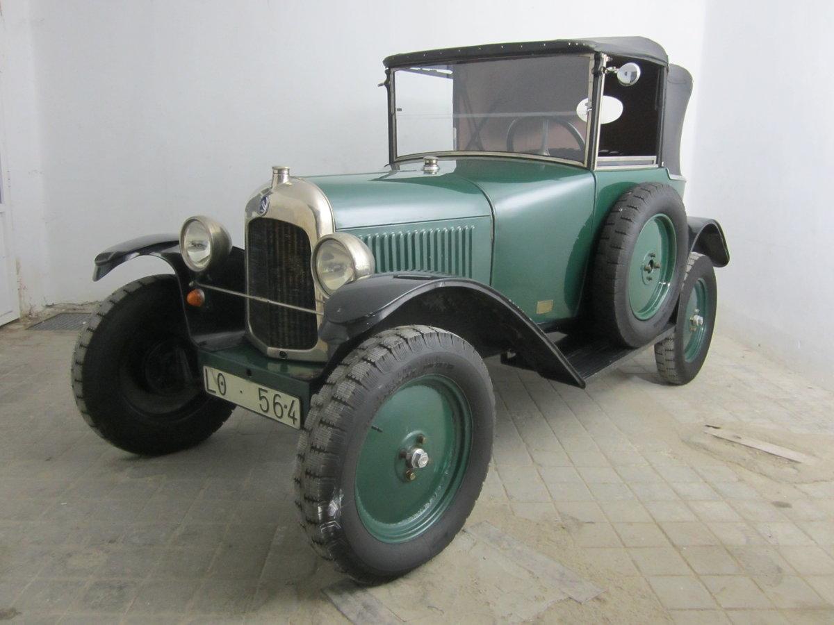 1925 Citroen 5CV For Sale (picture 1 of 6)