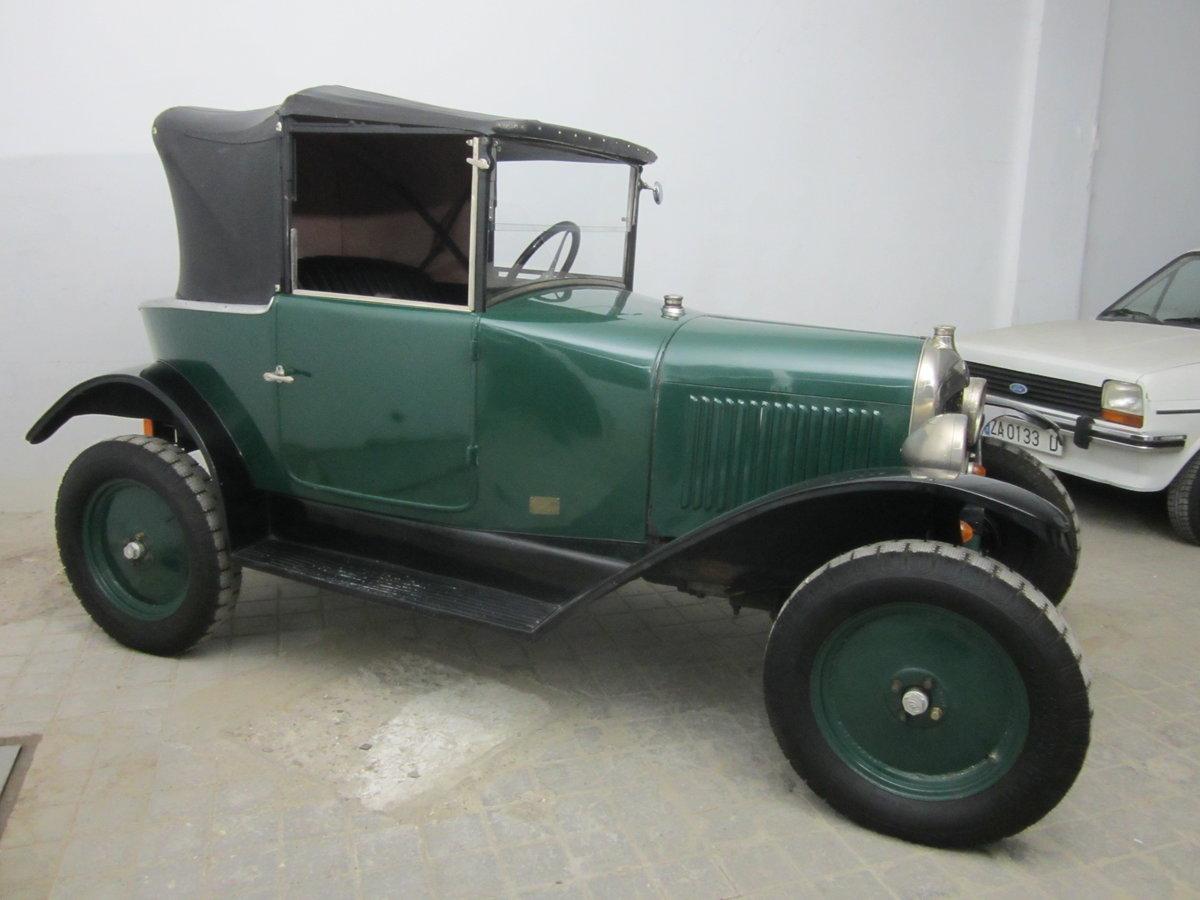 1925 Citroen 5CV For Sale (picture 2 of 6)