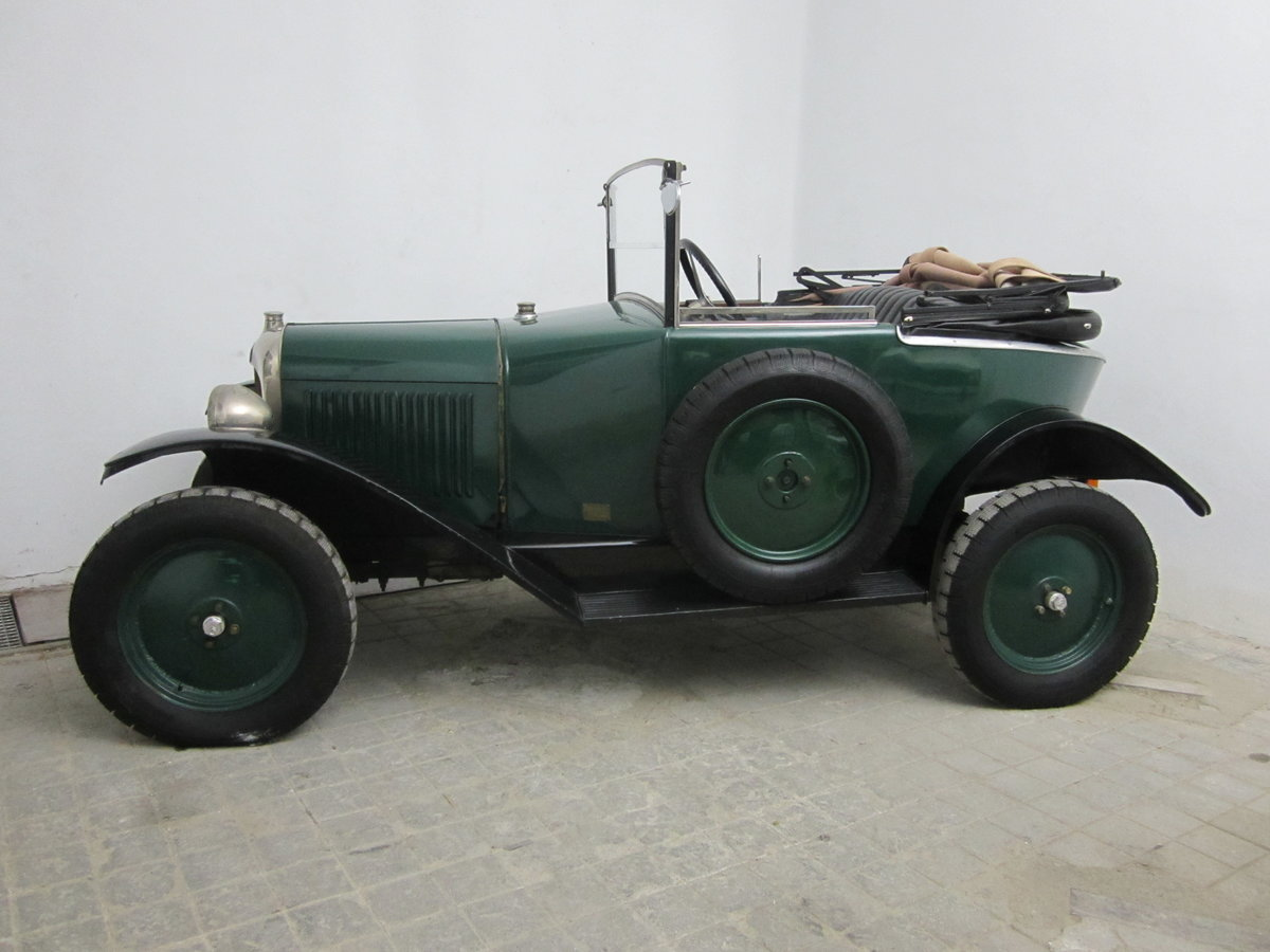 1925 Citroen 5CV For Sale (picture 3 of 6)
