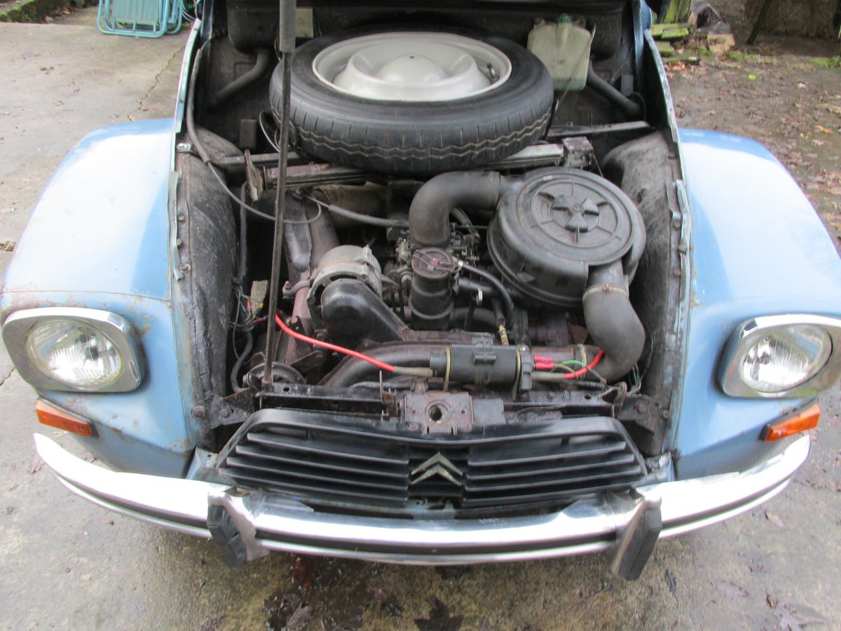 1980 citroen 2cv/dyane now sold ! now sold!!! SOLD (picture 3 of 6)