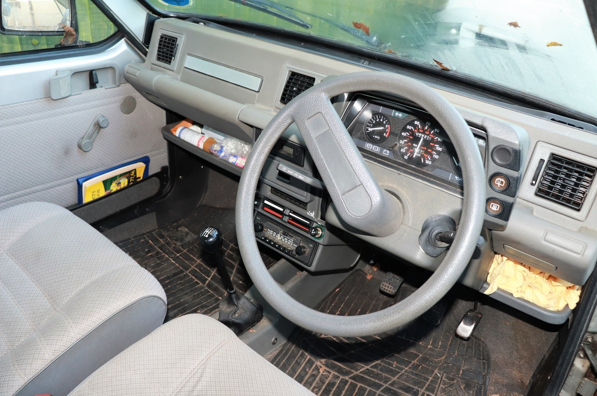 1985 Rare Citroen Visa 14 TRS sold £500 For Sale by Auction (picture 2 of 3)