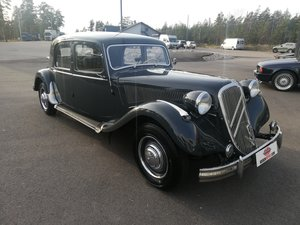 1955 Citroen Traction Avant 15-Six H