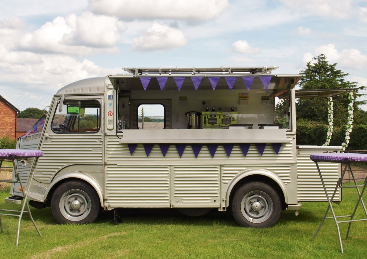 1969 Citroen H Catering van coffee & crepes For Sale (picture 4 of 5)