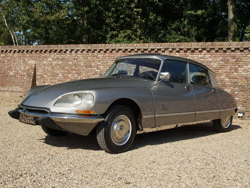 1972 Citroen DS 23 Pallas Injection manual 5-Speed, sunroof, stun For Sale (picture 1 of 6)
