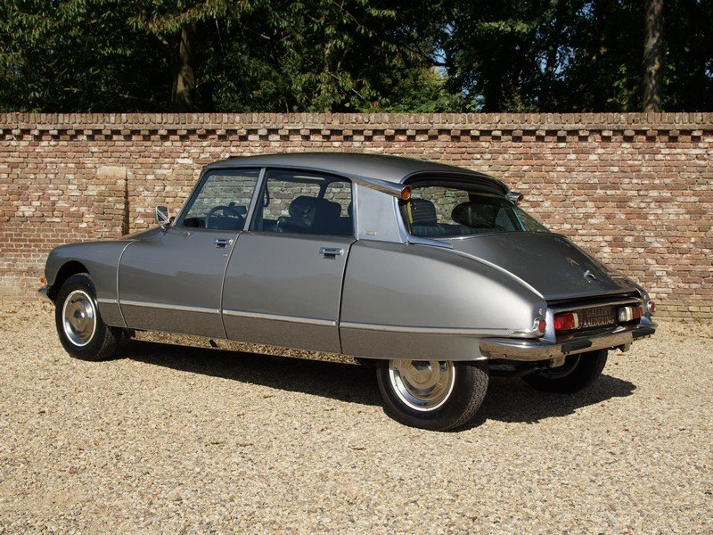 1972 Citroen DS 23 Pallas Injection manual 5-Speed, sunroof, stun For Sale (picture 2 of 6)