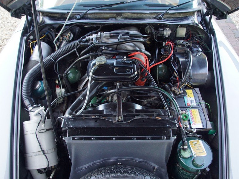 1972 Citroen DS 23 Pallas Injection manual 5-Speed, sunroof, stun For Sale (picture 4 of 6)