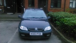 2003 saxo vts 1 owner from new For Sale