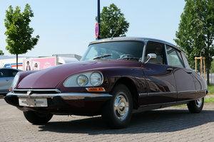 1969 Citroen DS 20 Pallas