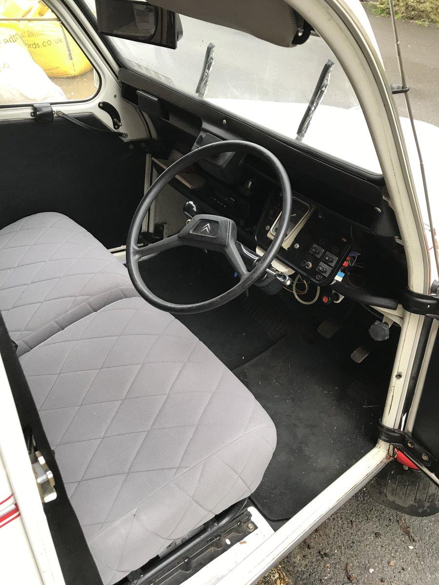 1988 Citroen 2CV Dolly,Paris built SOLD (picture 3 of 6)