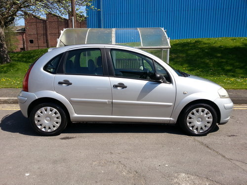 2003 CITROEN C3 1.4 EXCLUSIVE AUTO F/S/H 37,356 MILES For Sale (picture 2 of 6)