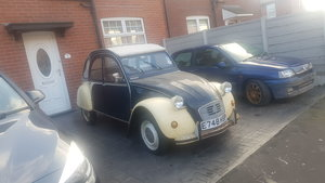1987 1 owner 2cv low milage