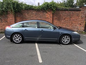 2006 CITROEN C6 EXCLUSIVE WITH LOUNGE PACK [LOW MILEAGE]. For Sale