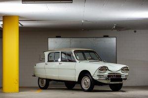1963 Citroën Ami 6 berline No reserve