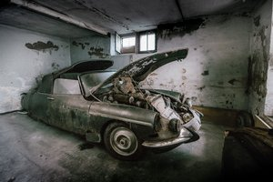 1965 Citroën DS 19 Cabriolet Usine No reserve