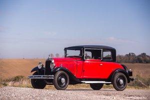 1931 Citroën C4 G coach