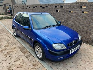 2002 Mint Original Saxo VTR FSH Only 74806 Miles