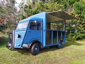 1972 Citroën HY Van Food Truck