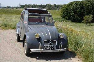 Citroën 2CV AZAM 1963