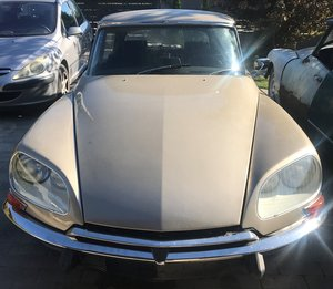 Picture of 1972 CITROEN DS 21 LHD MANUAL For Sale