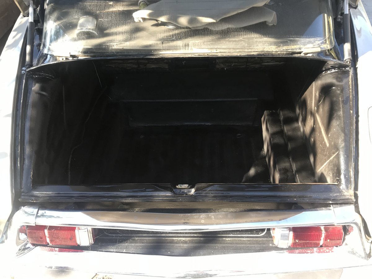 1972 CITROEN DS 21 LHD MANUAL For Sale (picture 6 of 6)