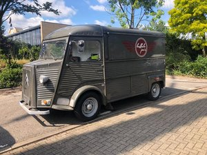 citroen hy , fully fitted