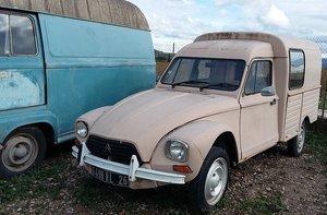Picture of 1982 2cv acadiane van