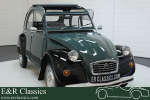 1977 Citroen 2CV6 602cc  In very good condition