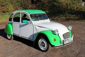 1987 Citroen 2CV6 Special For Sale by Auction