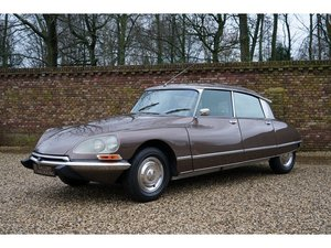 Citroen DS23 Pallas Hydraulique DX4 Weber carburettor, only