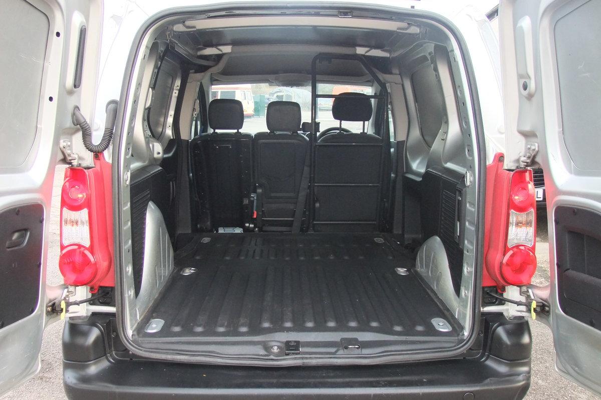 2009 CITROEN BERLINGO 1.6 625 LX L1 HDI For Sale (picture 6 of 6)