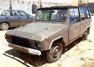 Two Citroen's FAF's, ultra rare cars
