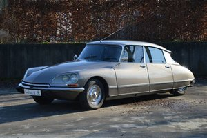 (1102) Citroen DS 20 Pallas - 1973