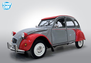 1985 Citroen 2CV Dolly FULLY RESTORED