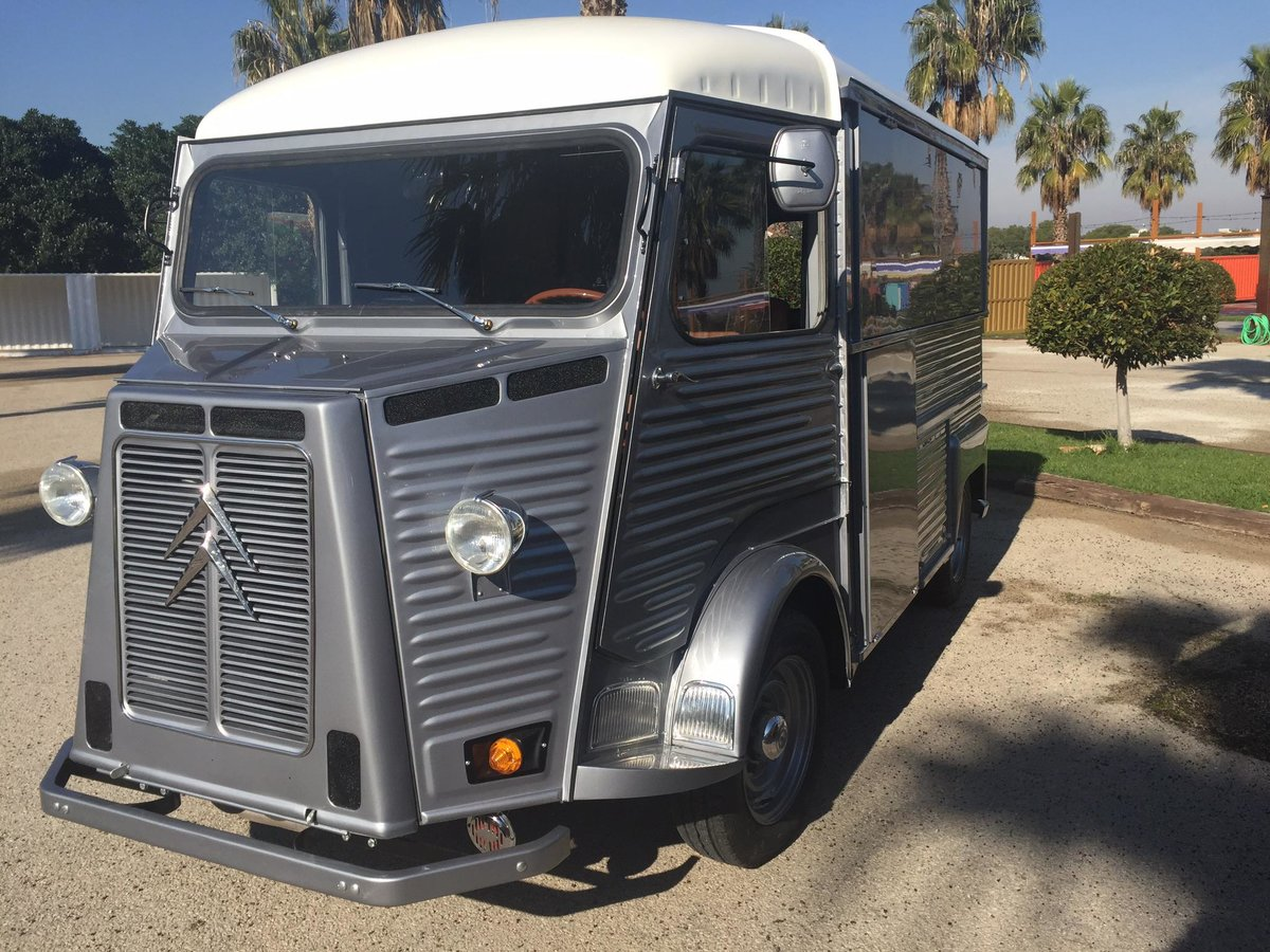 1959 Citroen HY For Sale (picture 1 of 6)