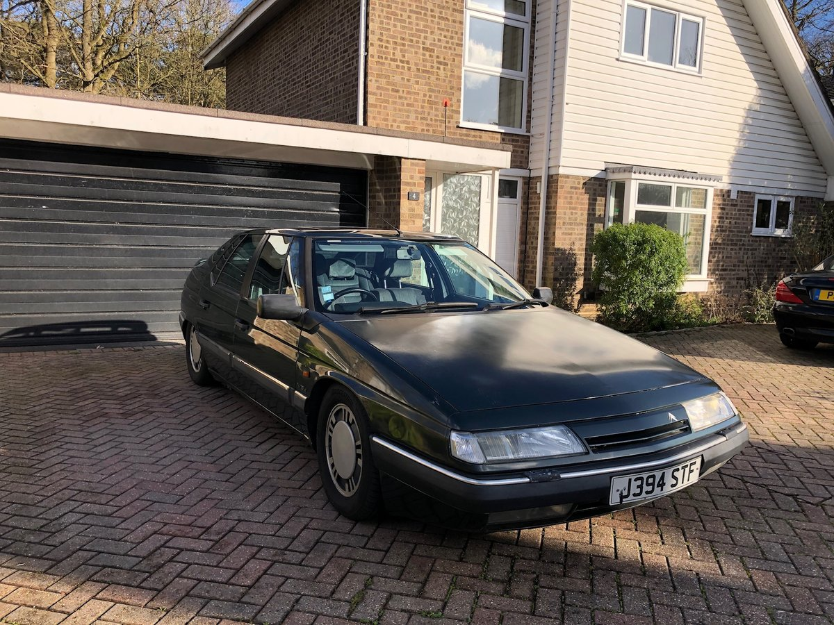 1991 Citroen XM 3.0 V6 12v For Sale (picture 1 of 6)