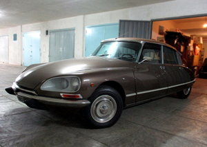CITROEN DS (FG) 23 PALLAS (1973) RESTORED