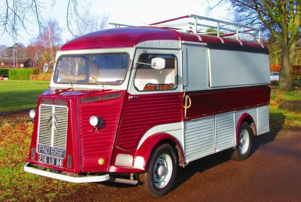 1967 Citroen HY catering van For Sale (picture 1 of 6)