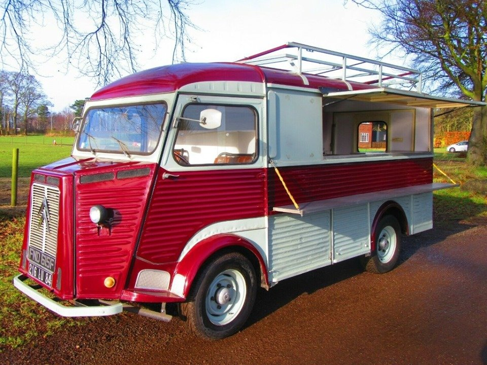 1967 Citroen HY catering van For Sale (picture 2 of 6)