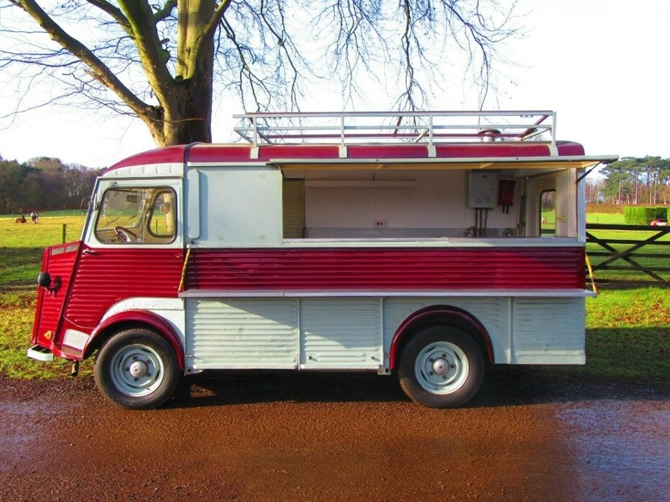 1967 Citroen HY catering van For Sale (picture 3 of 6)