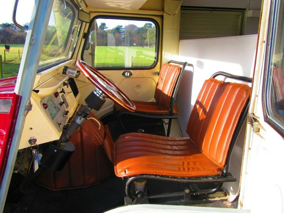 1967 Citroen HY catering van For Sale (picture 4 of 6)