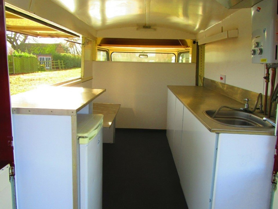1967 Citroen HY catering van For Sale (picture 5 of 6)