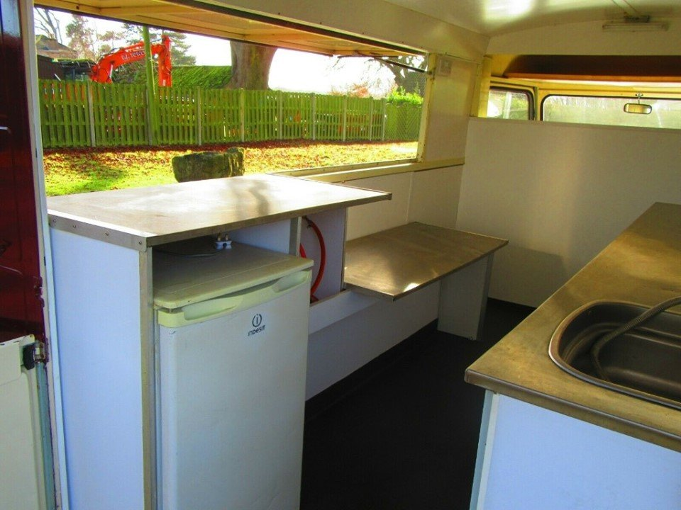 1967 Citroen HY catering van For Sale (picture 6 of 6)