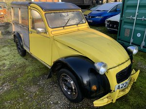 1984 CITROEN 2CV WOODY ESTATE For Sale