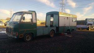 1966 CITROEN H van chassis based