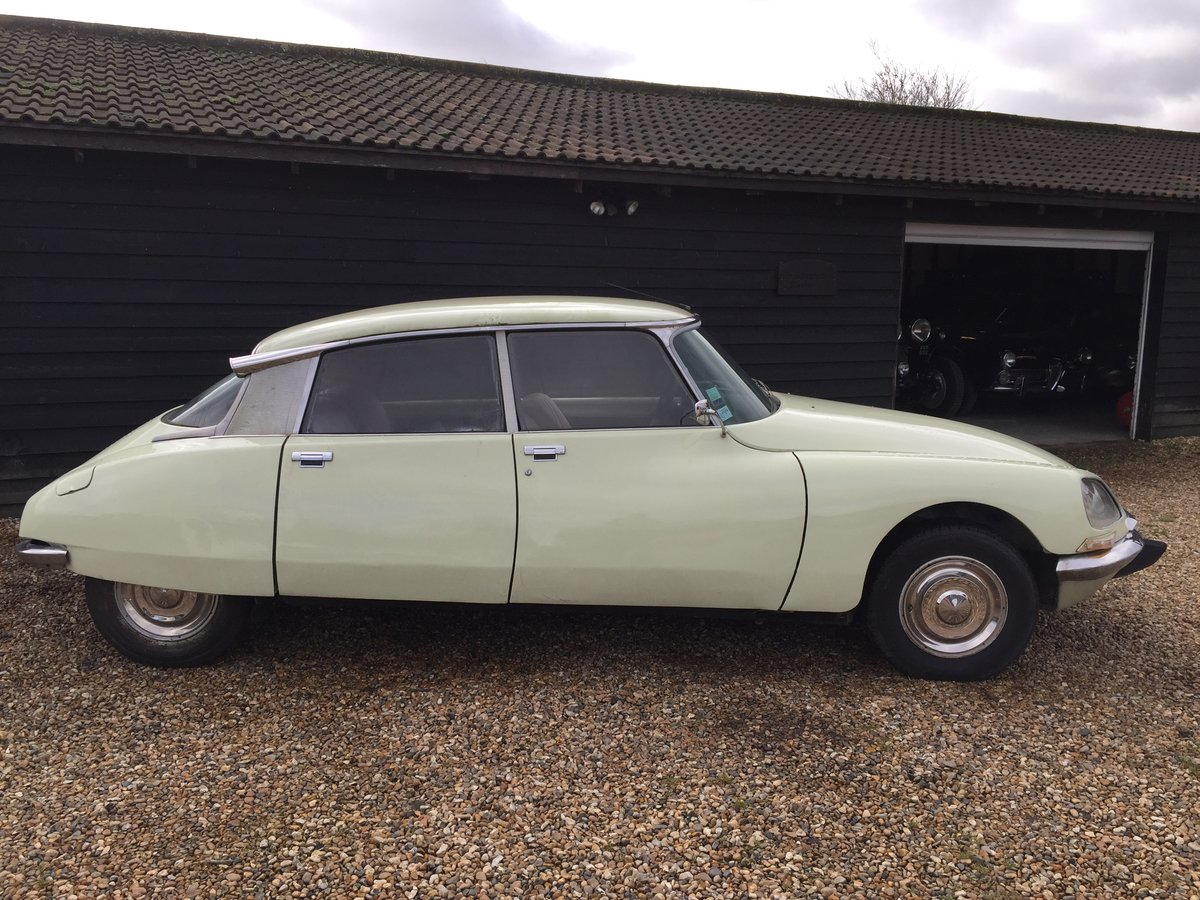 1970 Citroen DS For Sale (picture 2 of 6)