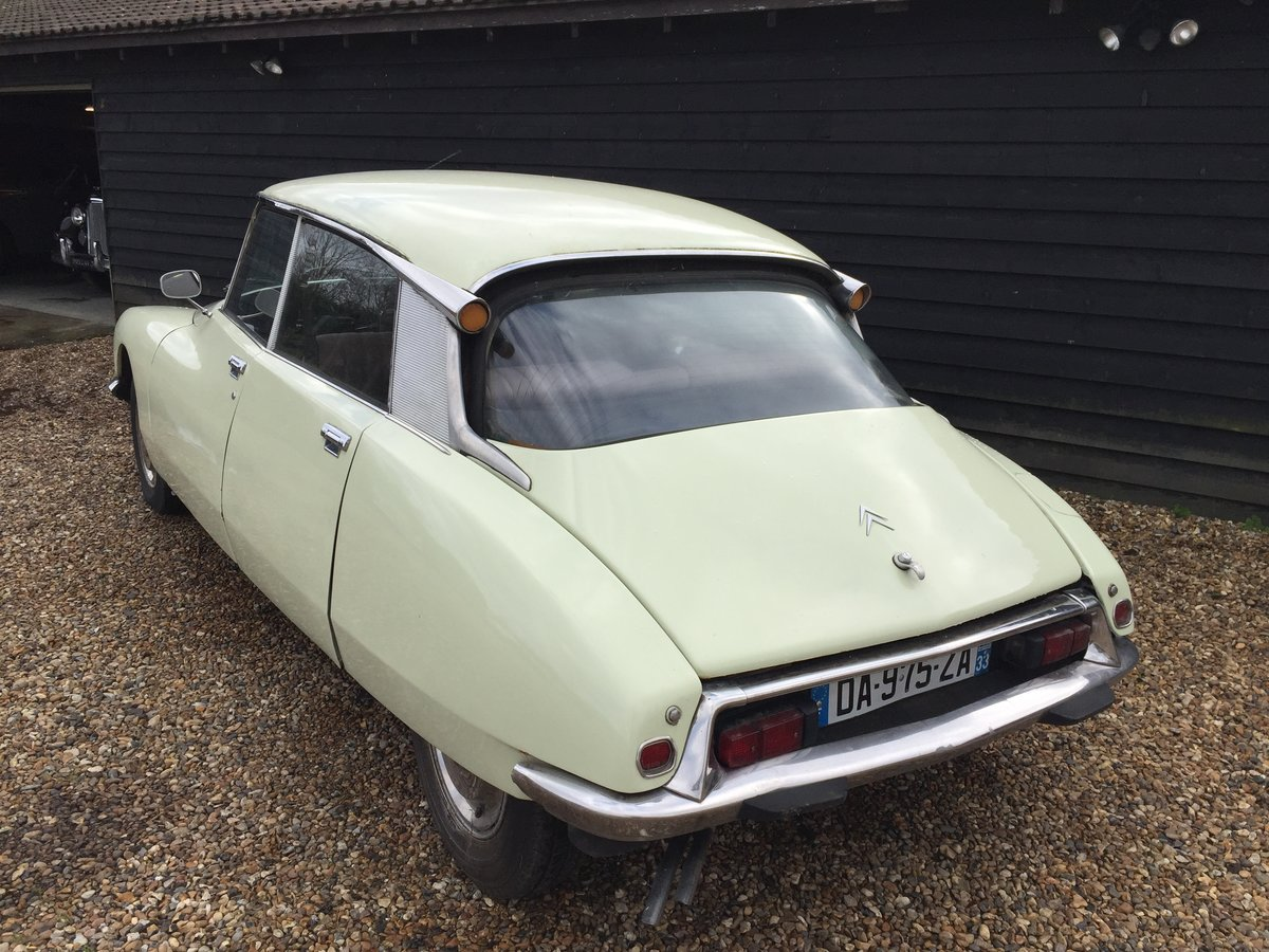 1970 Citroen DS For Sale (picture 6 of 6)