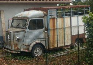 1982 Citroen hy van for renovation