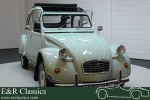 Citroën 2CV6 1981 Completely restored For Sale