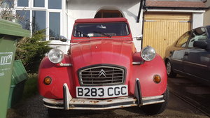 1985 Citroen 2CV6 Special For Sale